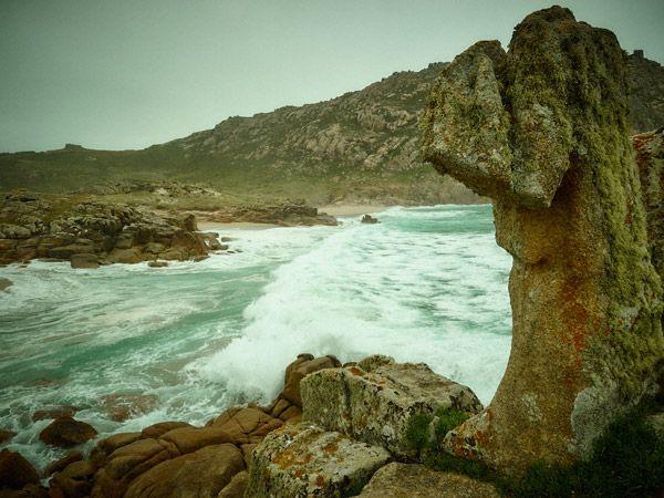 Playa de A Pedrosa - Camariñas
