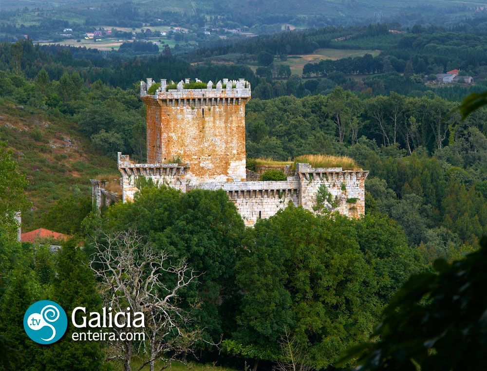 Castillo de Pambre - Palas de Rey