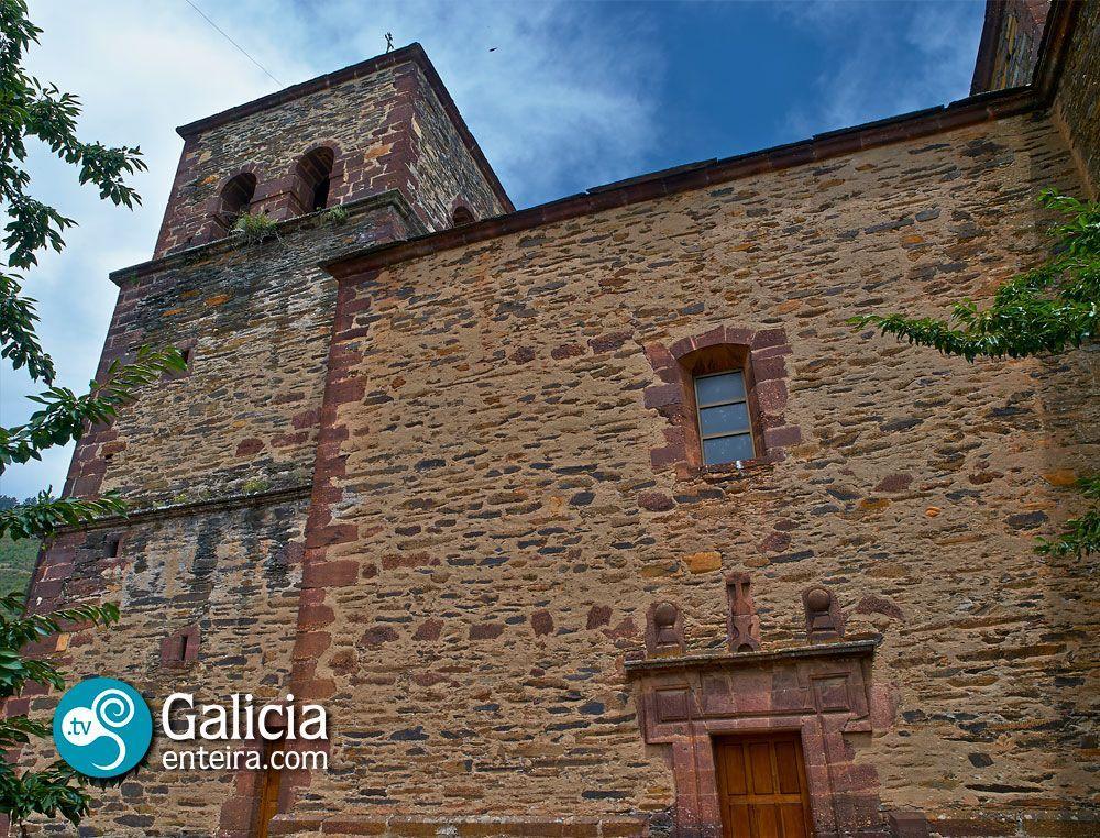 Iglesia de San Miguel de Montefurado - Quiroga