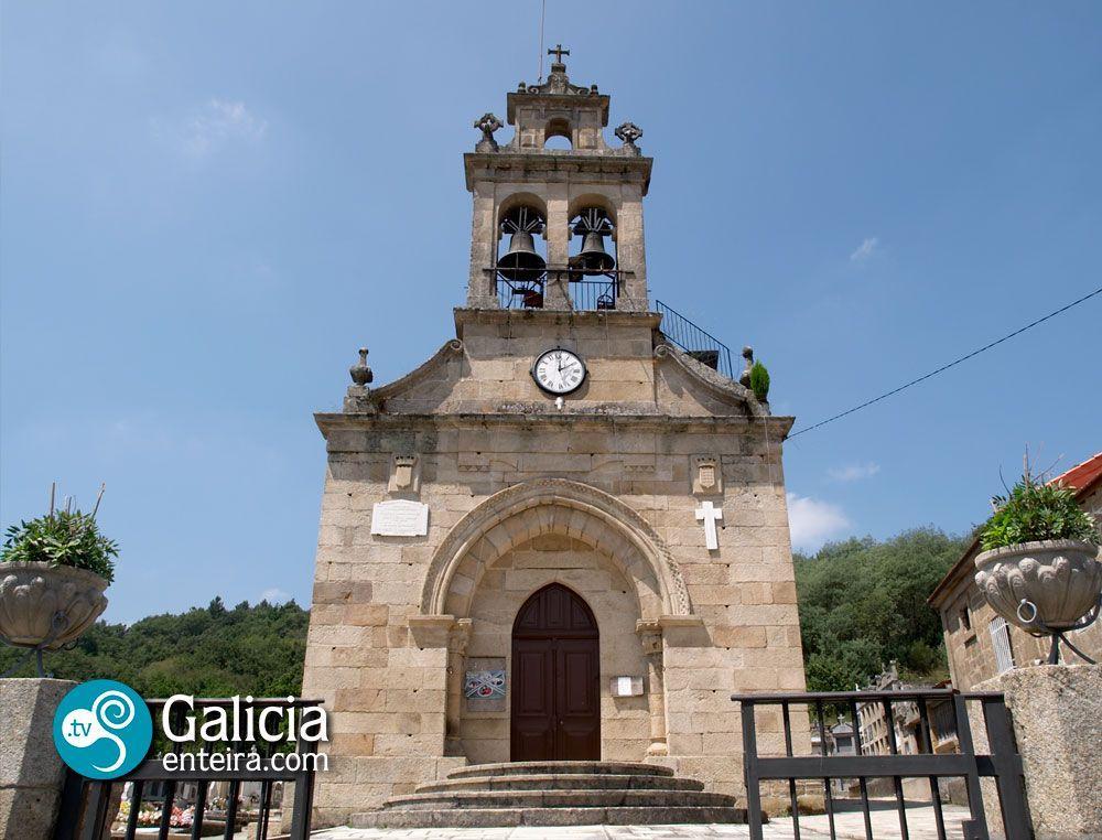 Santa María de Punxín