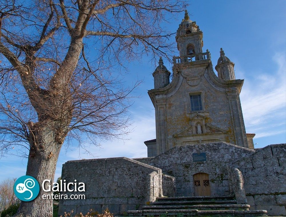 Santuario de la Virgen do Cristal - Celanova