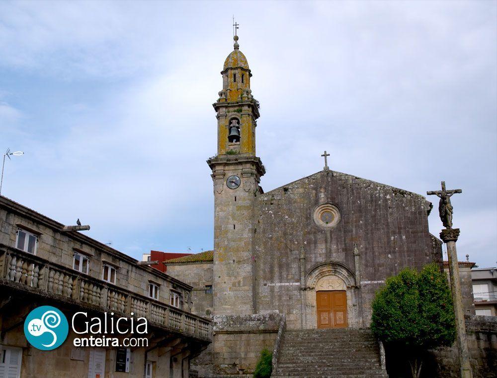 Iglesia de Santa Columba - Rianxo