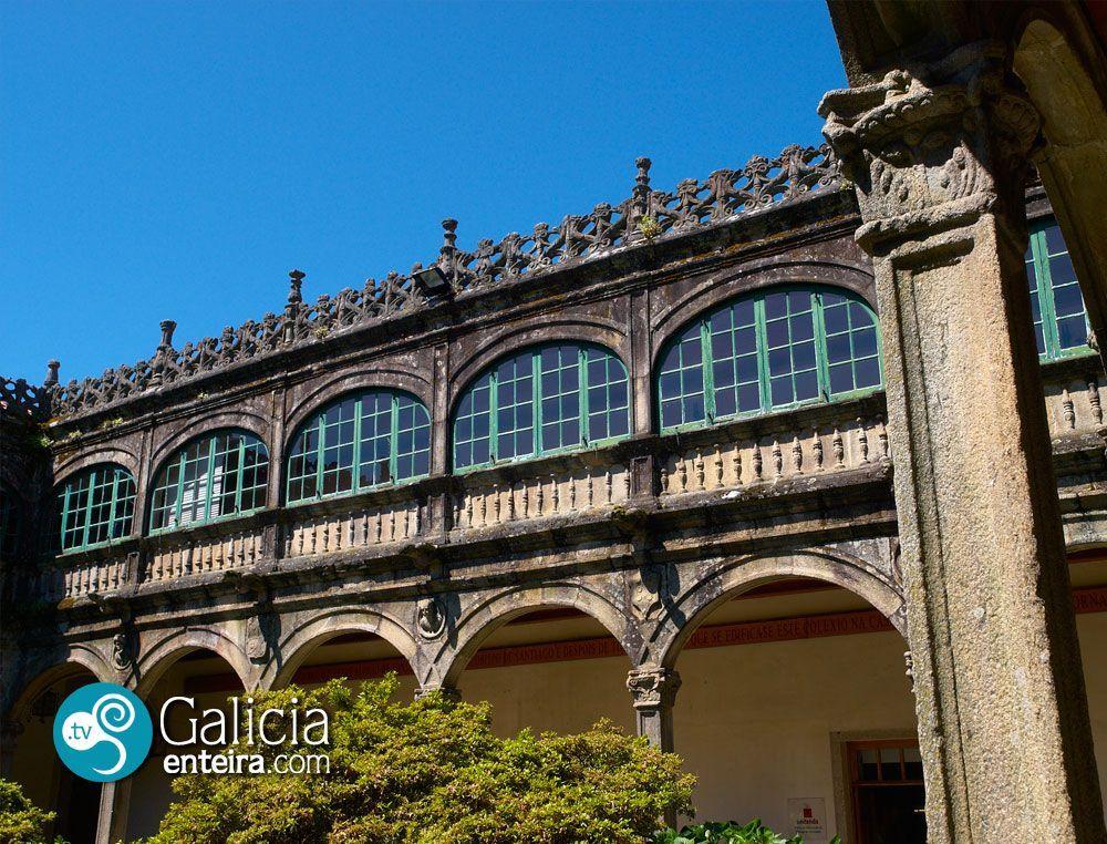 Palacio de Fonseca - Santiago de Compostela