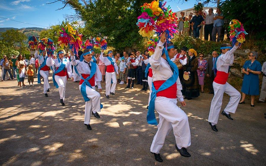 Danza das Cocas – Abelenda – Castro Caldelas
