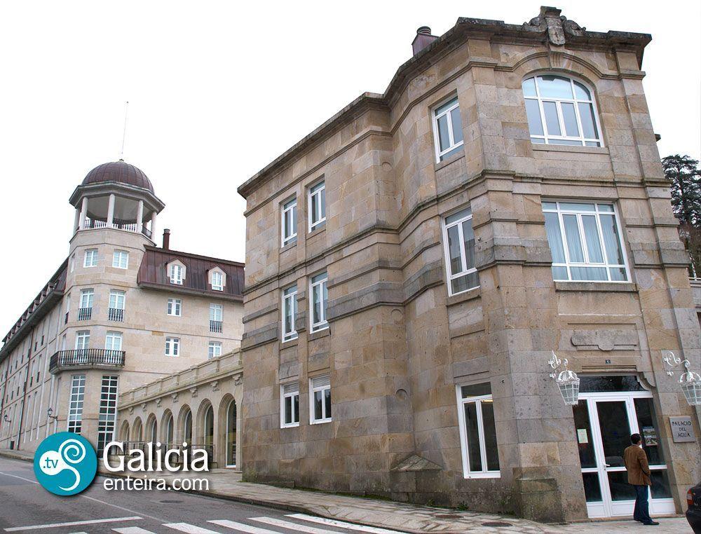 Mondariz Balneario Palacio del Agua