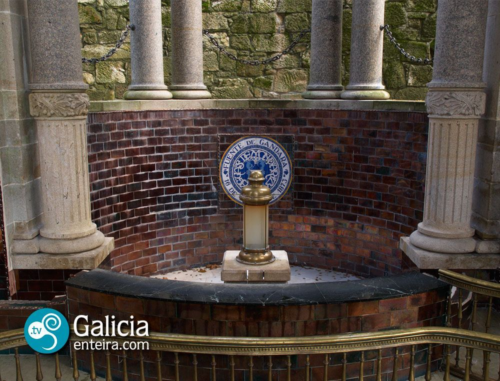 Mondariz Balneario fuente de Gandara