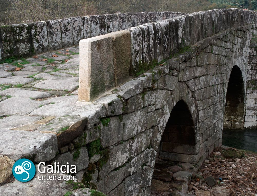 Puente de Cernadela - Mondariz