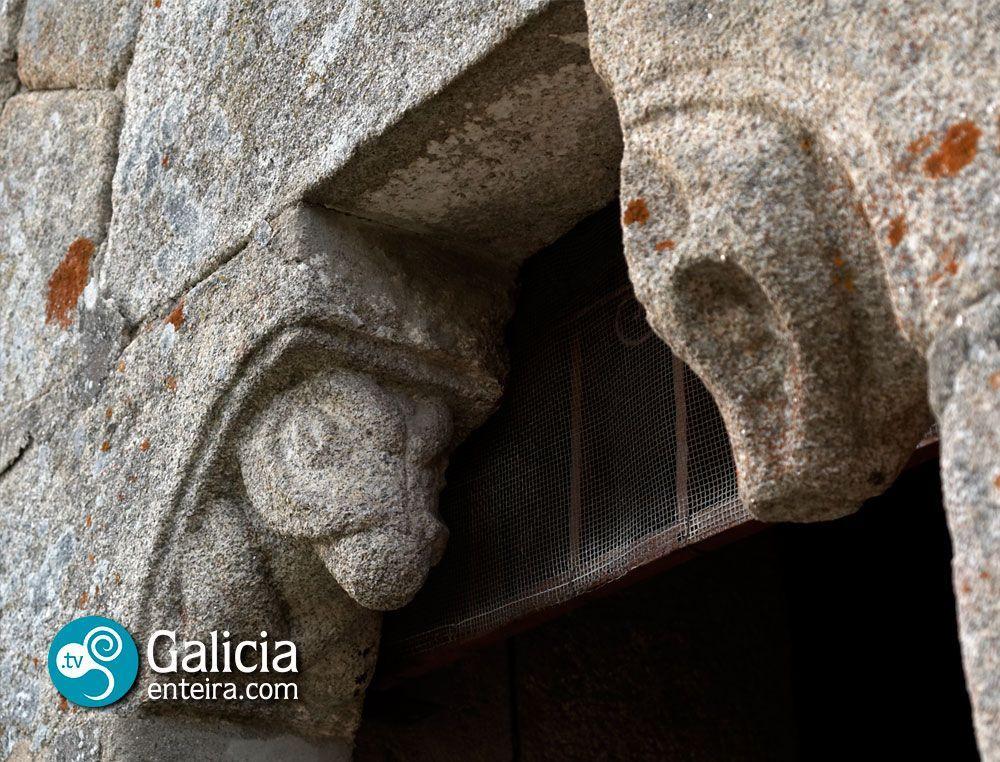 San Xoan de Ourantes - Punxín
