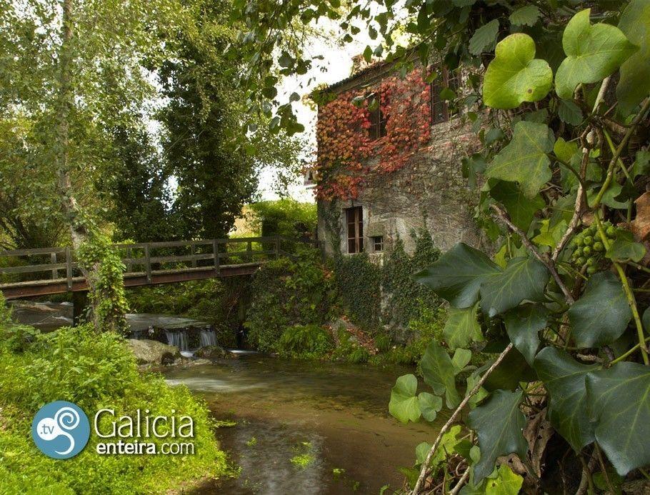 Molinos del río Alvedosa - Redondela