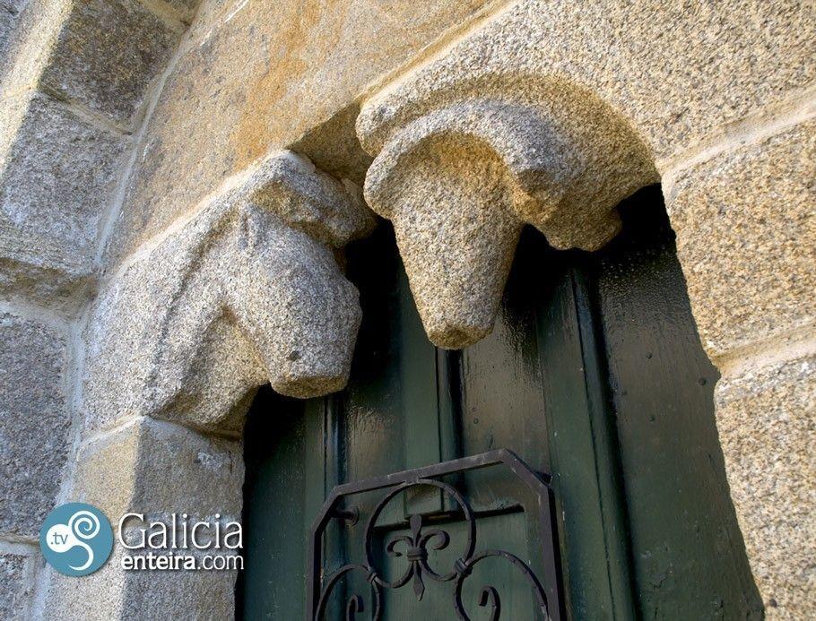 Iglesia de San Pedro de Angoares - Ponteareas