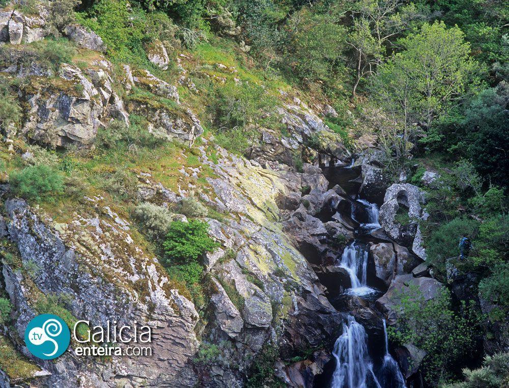 Cascada del río Toxa - Silleda