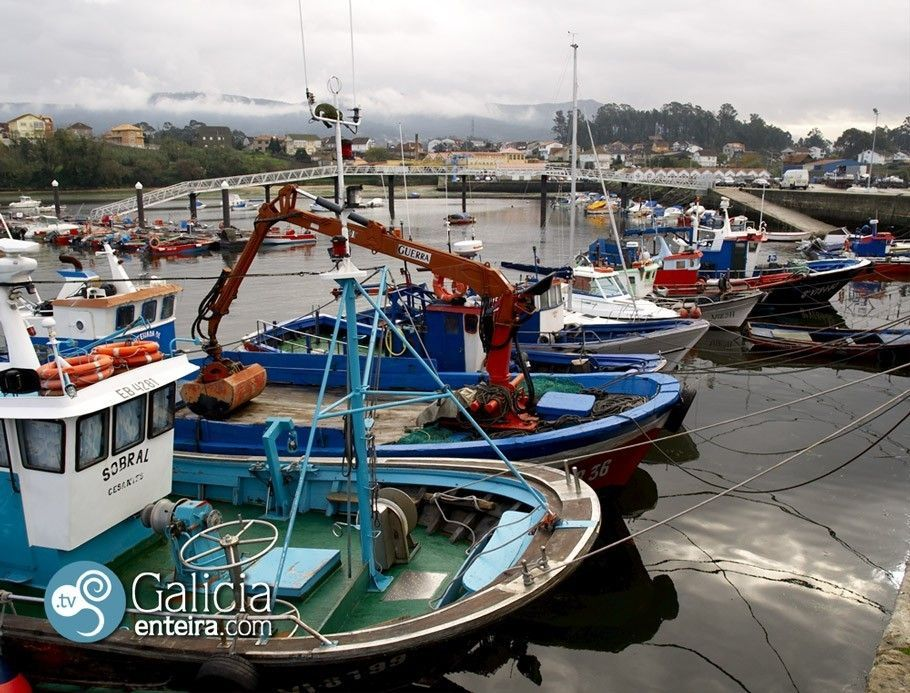 Puerto de Cesantes - Redondela