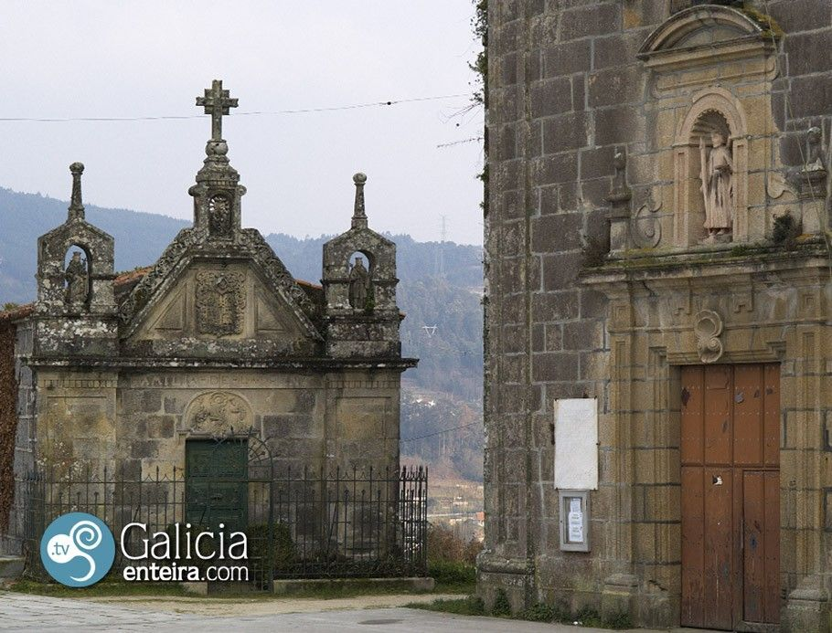 Iglesia de San Andres - Cedeira - Redondela