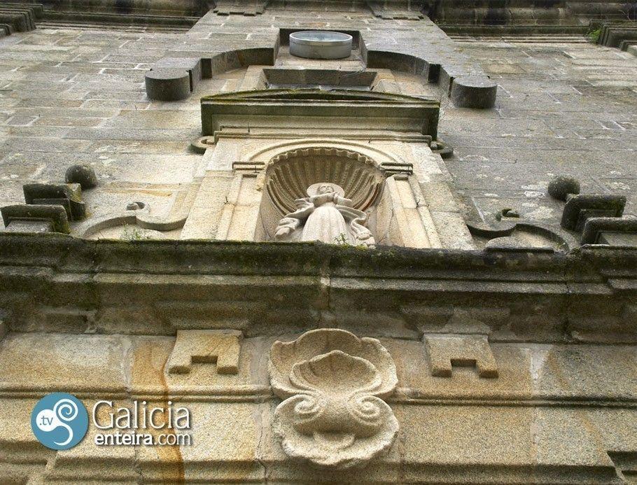 Iglesia de Santa María de Reboreda - Redondela