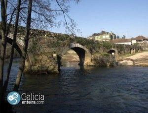 Puente de Los Remedios - Ponteareas