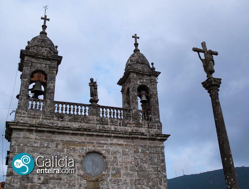 Iglesia de San Juan Bautista - Cerdedo