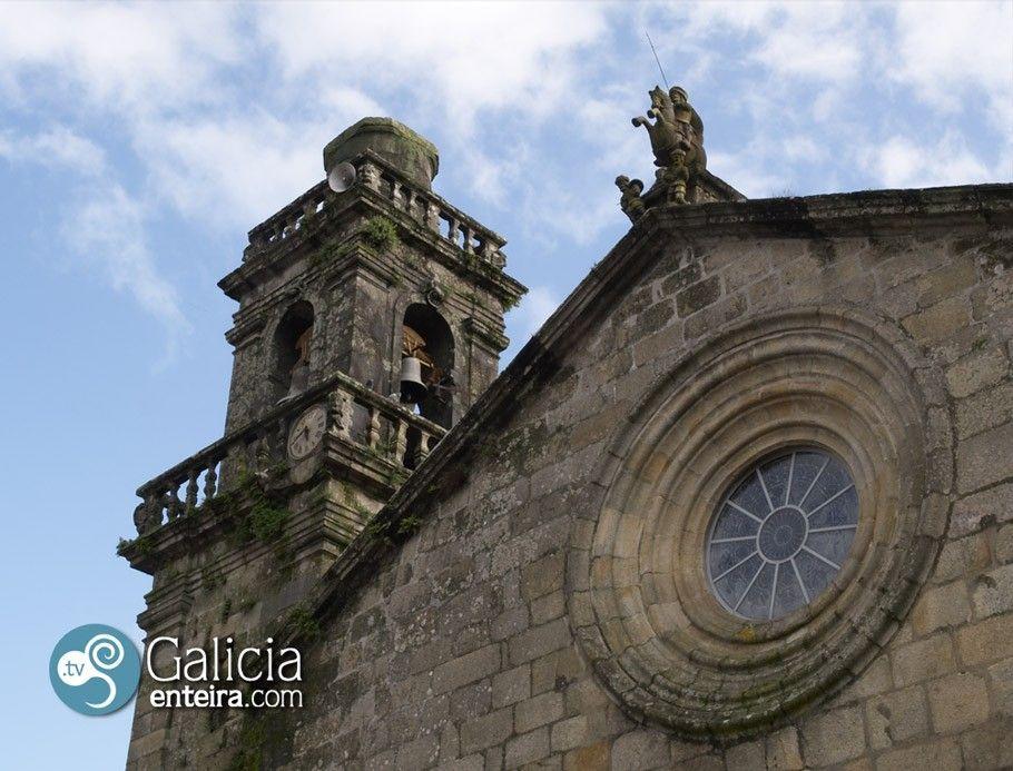 Iglesia de Santiago - Redondela