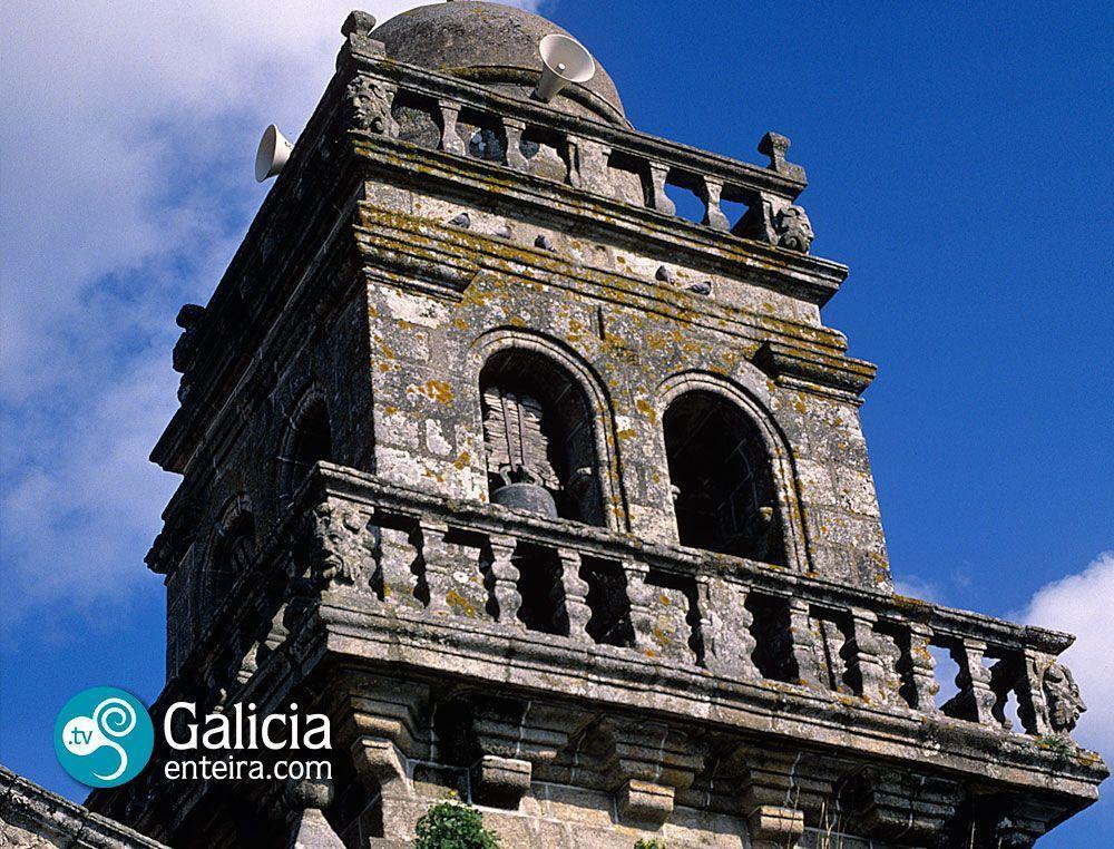 Iglesia de San Pedro de Leirado - Quintela de Leirado