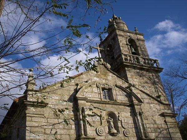 Iglesia de San Salvador – Soutomaior
