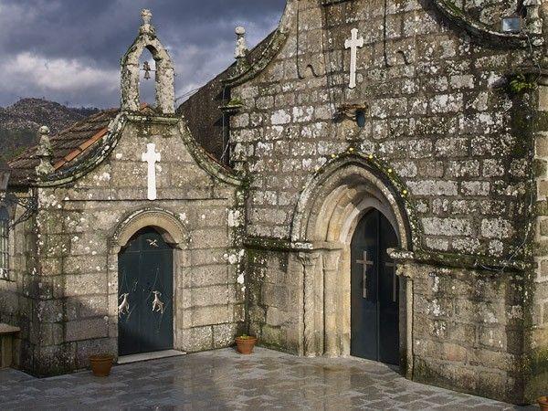 Iglesia de Santiago – Arcade