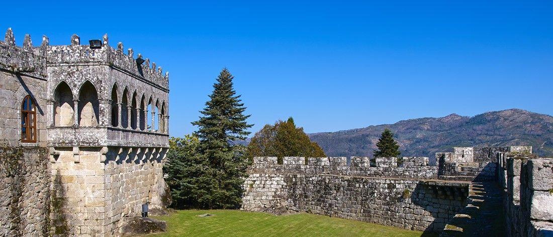 Castillo de Soutomaior - Pontevedra