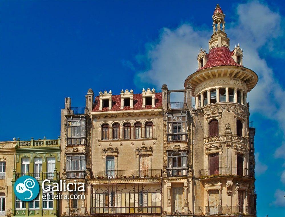 Torre de los Moreno - Ribadeo
