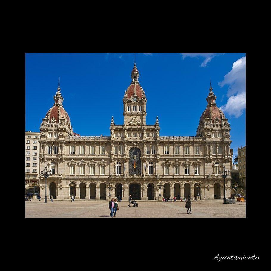 Ayuntamiento - A Coruña