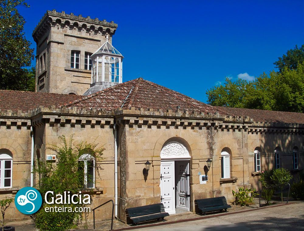 Balneario de - O Carballino