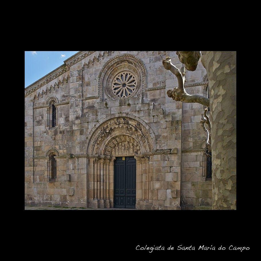Colegiata de Santa María do Campo - A Coruña