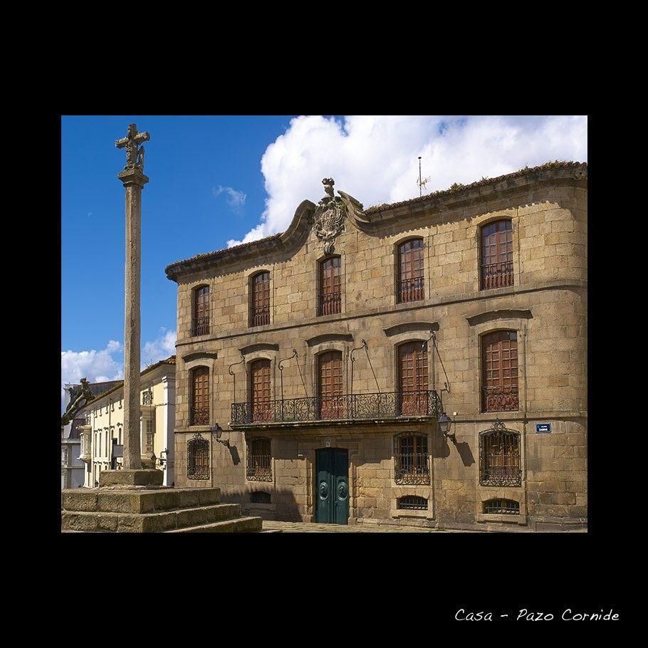 Pazo Cornide - A Coruña