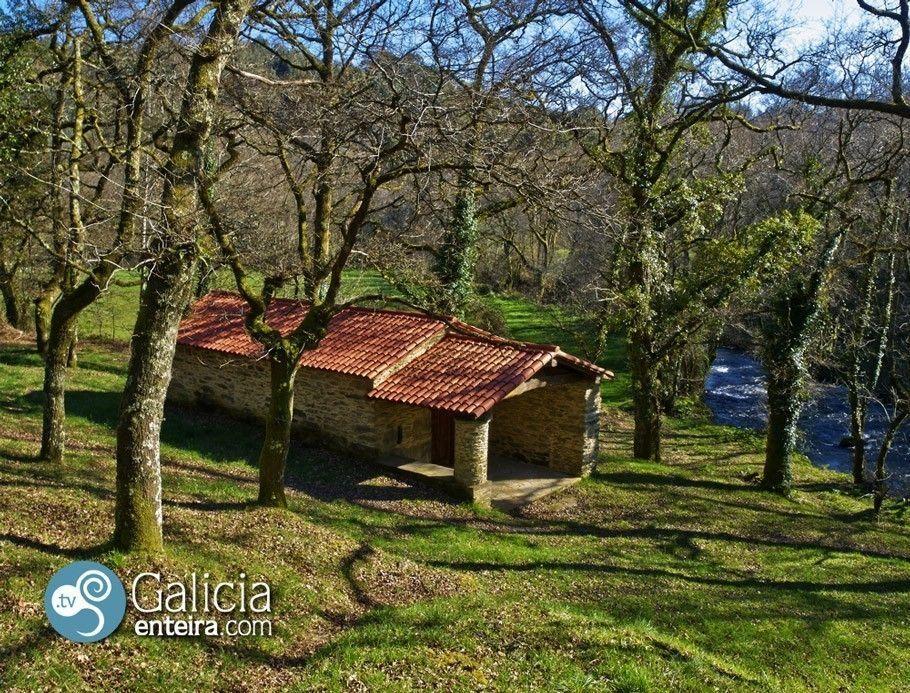 Ermita da Fonte Santa Arzúa