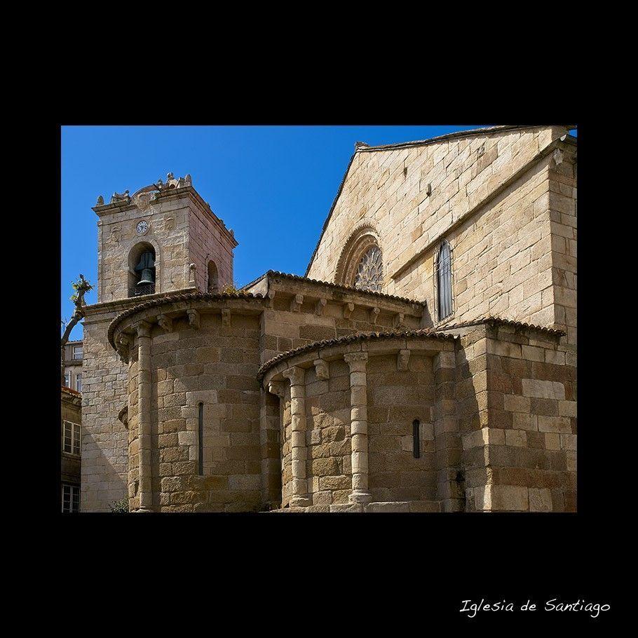 Iglesia de Santiago - A Coruña