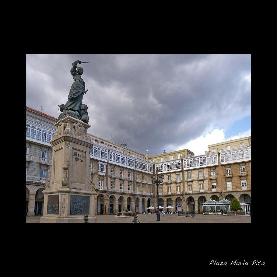 Plaza María Pita - A Coruña