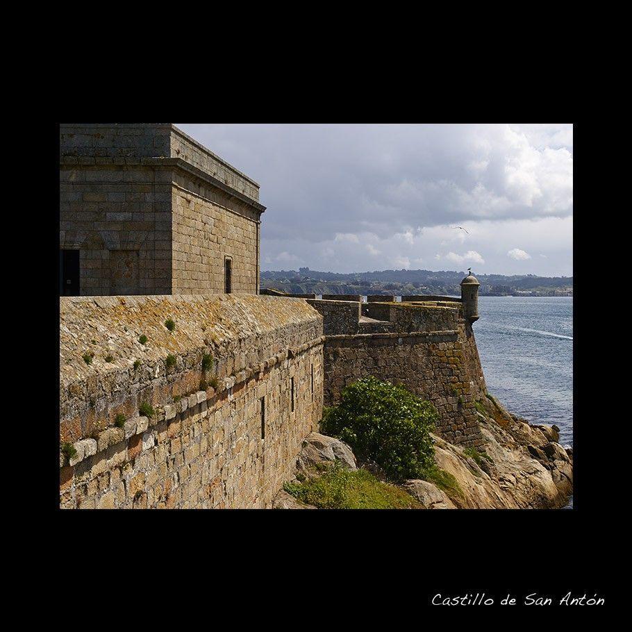 Fuerte de San Antón - A Coruña