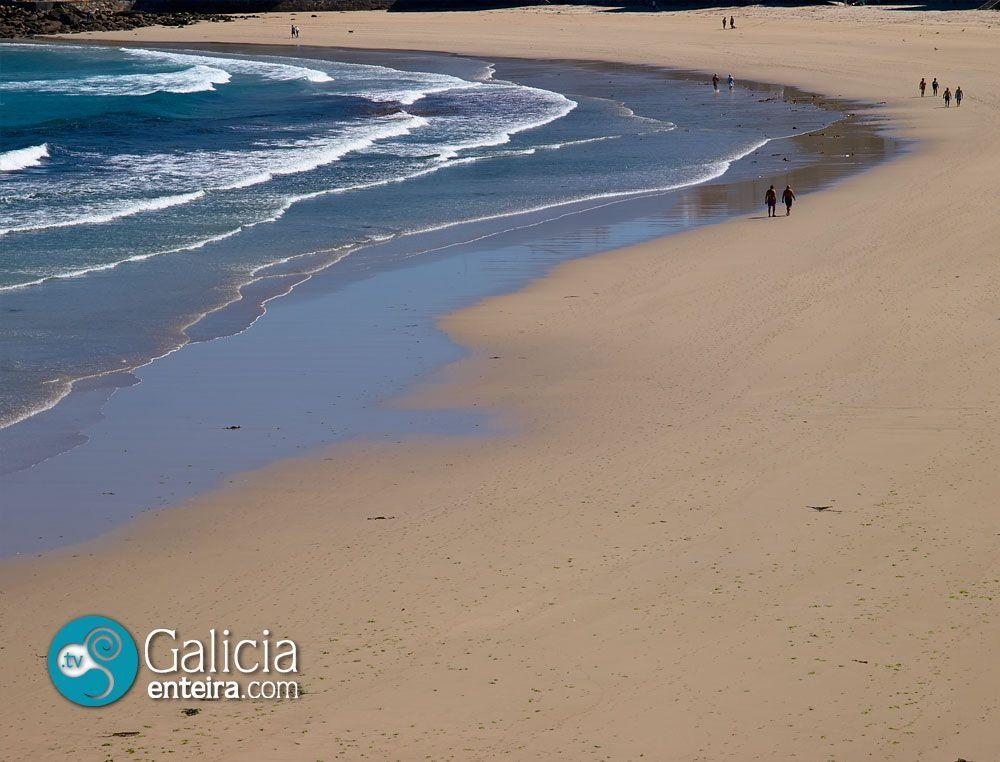 Playa de Areia Maior