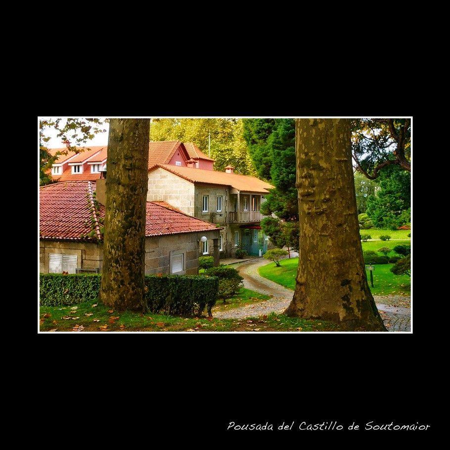 Pousada Castillo de Soutomaior