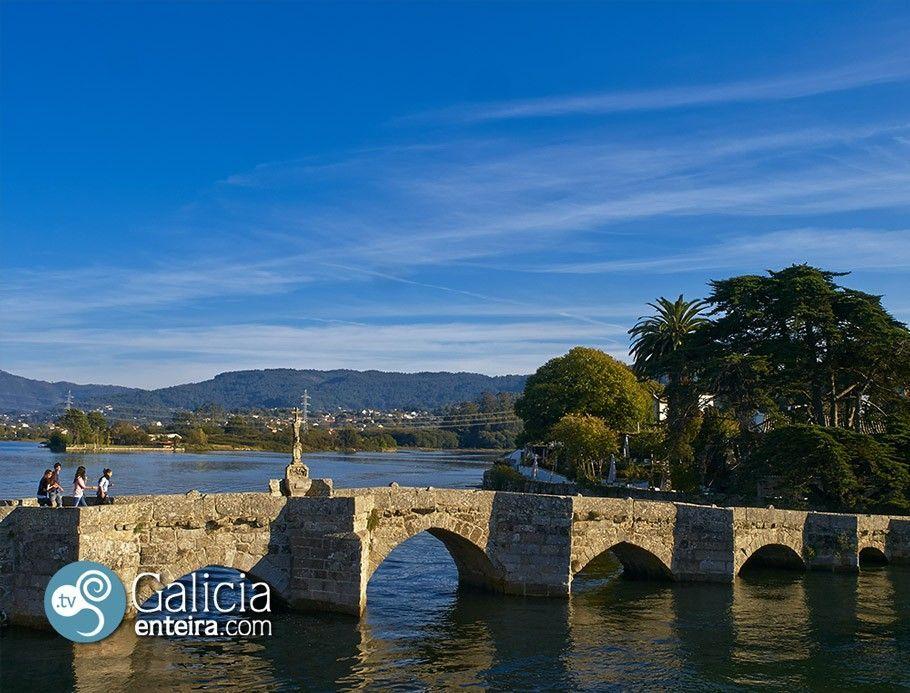 Puente románico de A Ramallosa – Nigran