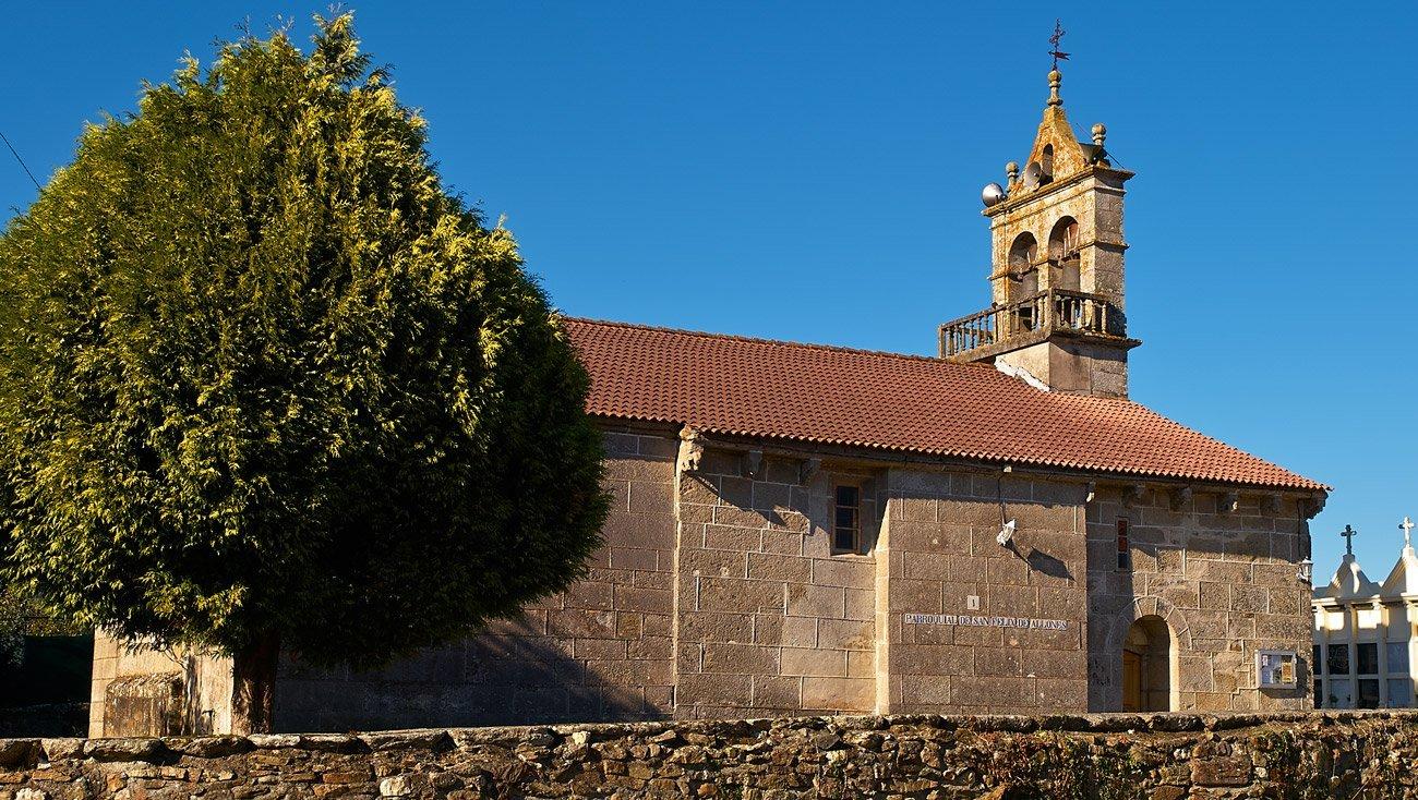 Iglesia de San Fiz de Anllóns