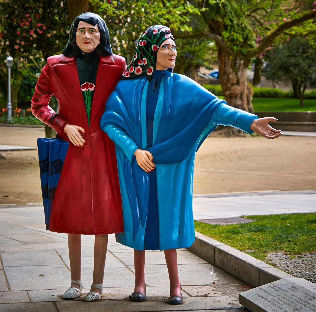 Las dos Marias - Santiago