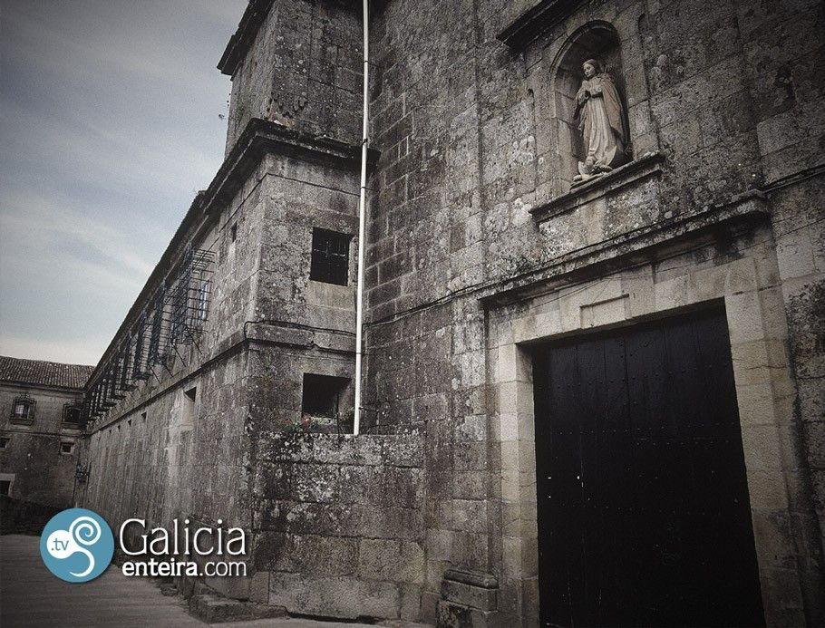 Convento de Santa Clara (As Encerradas) - Tui