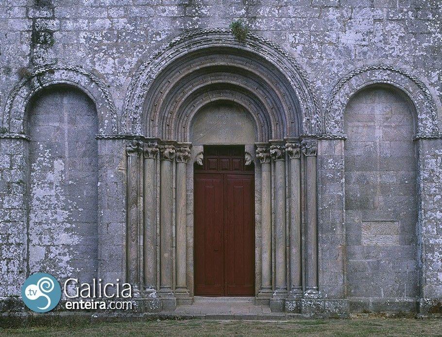 Iglesia San Paio de Diomondi - O Saviñao