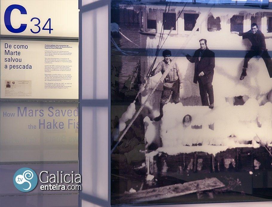 Museo do Mar de Galicia - Vigo