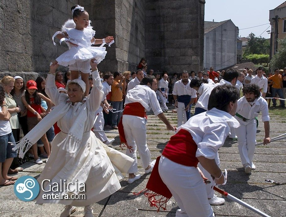 Penlas y danza de las espadas Redondela