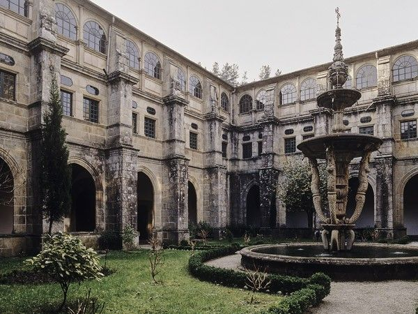 Monasterio de Samos - Lugo