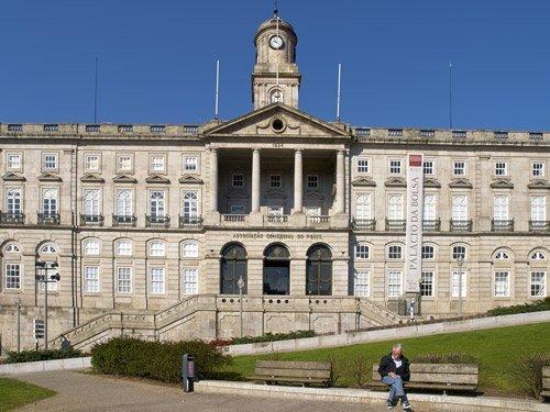 Palácio de la Bolsa Oporto