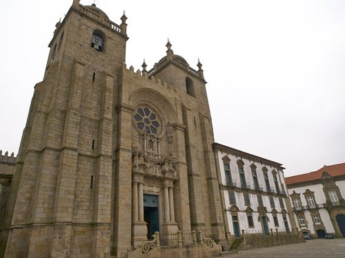 La Catedral de Porto
