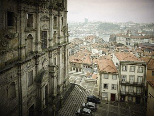 La Iglesia de San Lorenzo dos Grilos Oporto