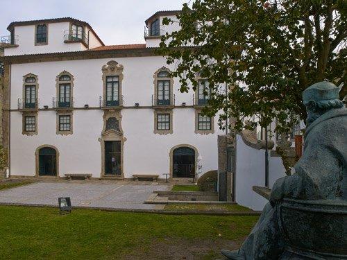 El Museo Guerra Junqueiro Oporto