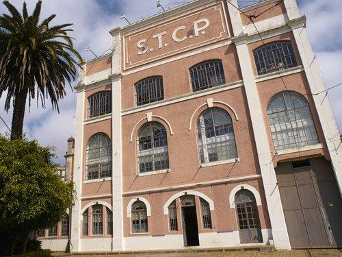 El Museo do carro eléctrico Oporto