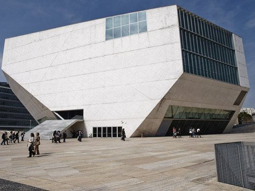 La Casa da Música Oporto